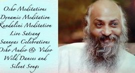 Osho New York Flyer Feat.