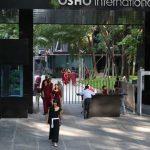 new main gate Osho Meditation Resort