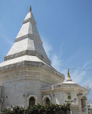 Ma Anandamayi' samadhi mandir, Kankhal, Haridwar