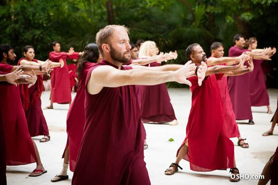 Osho Meditation Resort - Buddha Grove