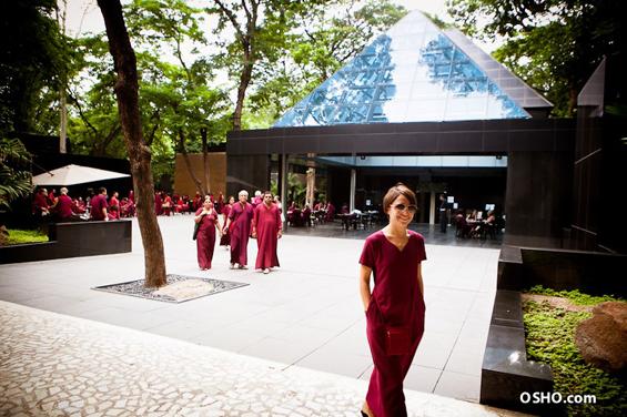 Osho Meditation Resort - Plaza