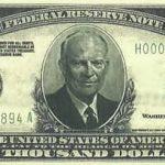10,000 Dollar Bill