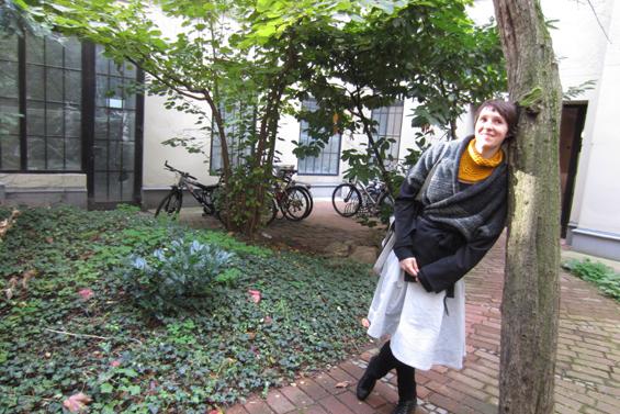 Kunji at former Osho Dörfchen Berlin