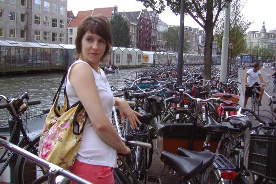 Kunji in Amsterdam