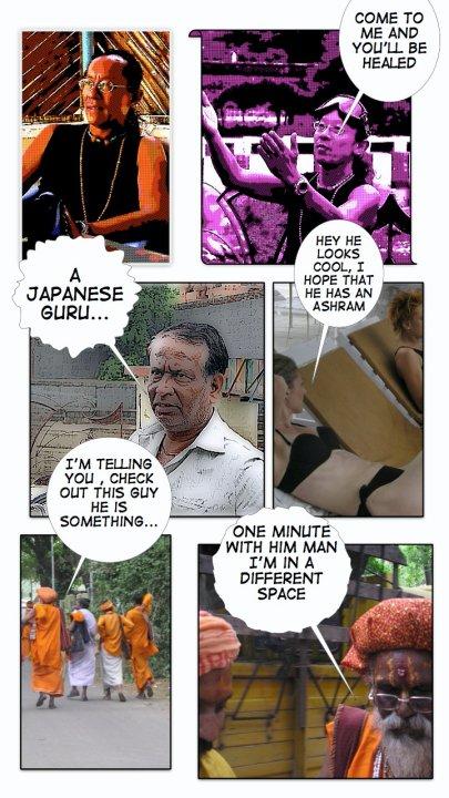 Megalove as a guru