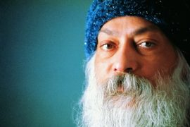 Osho blue hat Feat.