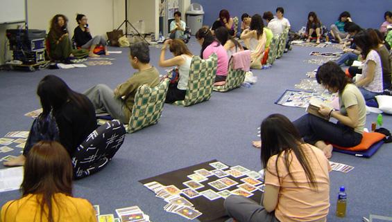 teaching Tarot Reading