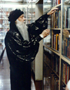 Osho in LIbrary
