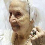 Senior bride