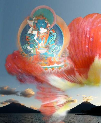 Atitlan Benzosatto: digital art made from photographs I have taken