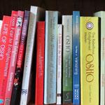 Books about Osho by sannyasins