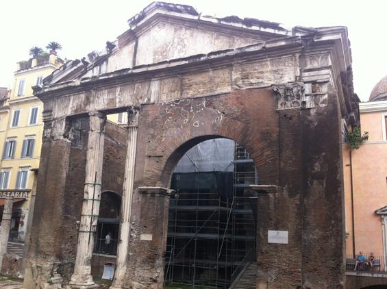 Portico Ottavia