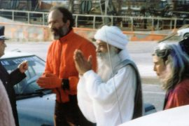 Osho arrested in Crete
