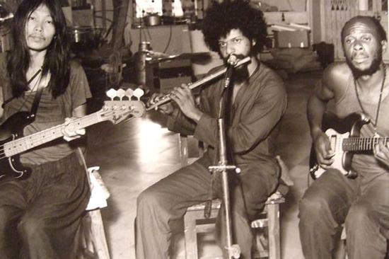 Rajneesh Rock Band - Pune 1980