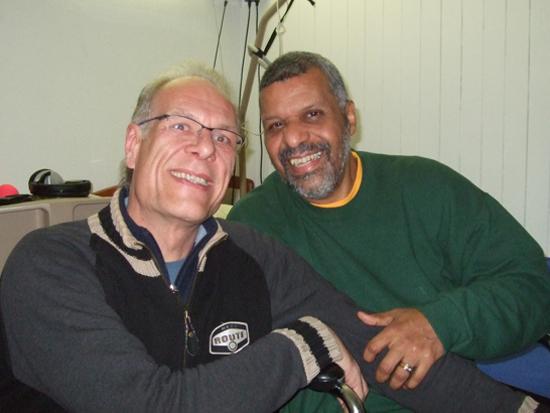 Veetkam visiting Vedam in the hospice