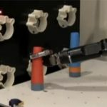 robotic arm guided by thoughts