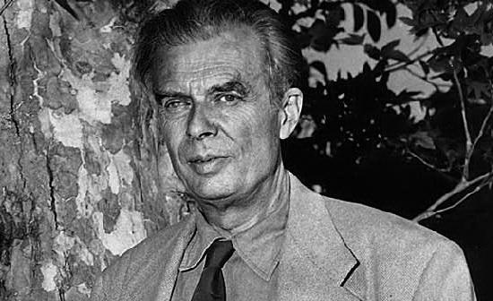 Aldous Huxley Gem