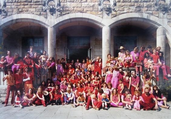Rajneeshstadt 1982