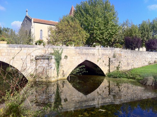 Le pont de Fourcés