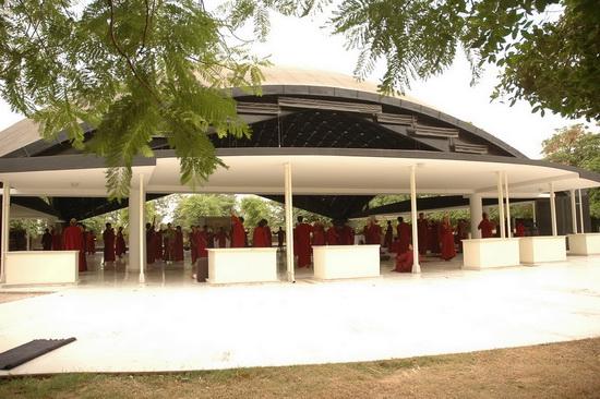 Oshodham - Meditation Hall - Mandir