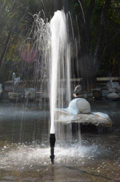 Oshodham fountain