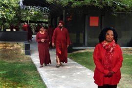 Oprah in the Resort