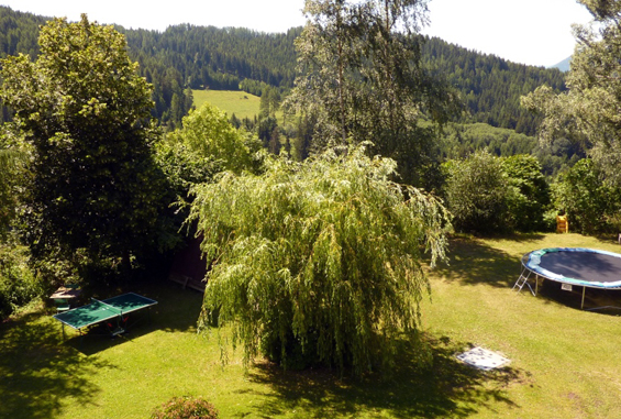 Osho Meditation Oasis Greith - garden