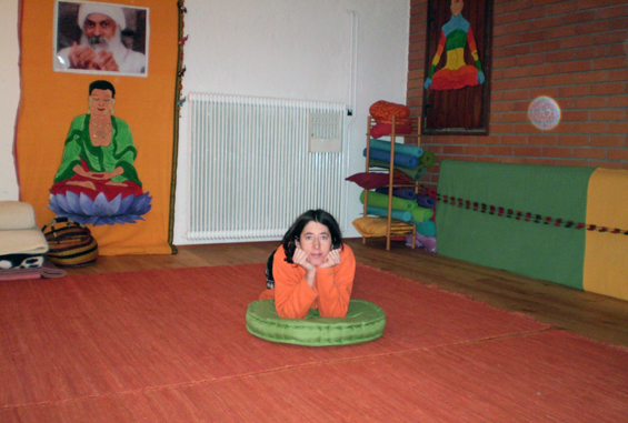 Mudita in the meditation room