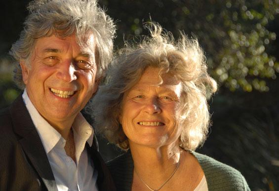 Peter Makena and Aneeta