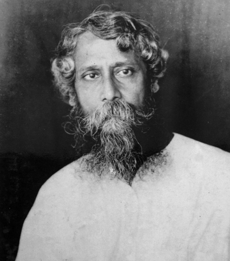 Portrait of Rabindranath Tagore - Early 20th Century
