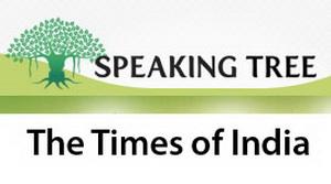 Speaking-Tree Logo