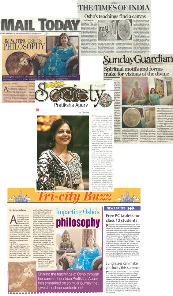 pratiksha in the news