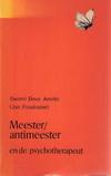 Foudraine (Amrito) - Meester Antimeester en de psychotherapeut 1981