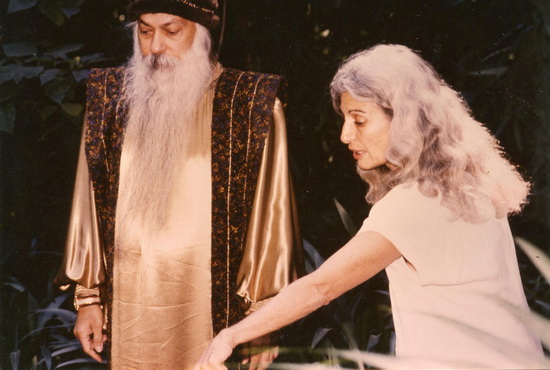 Osho and Mukta