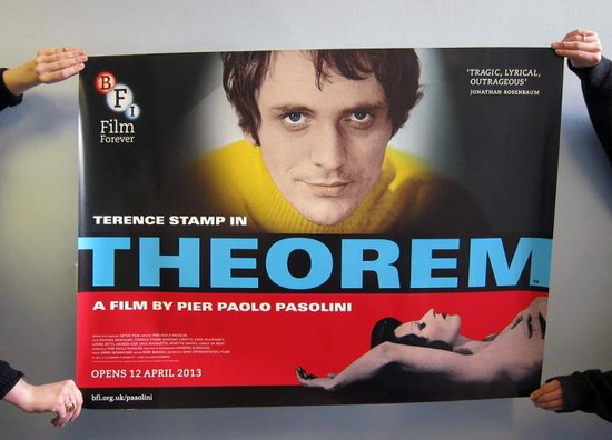 Terence Stamp in 'Theorem'