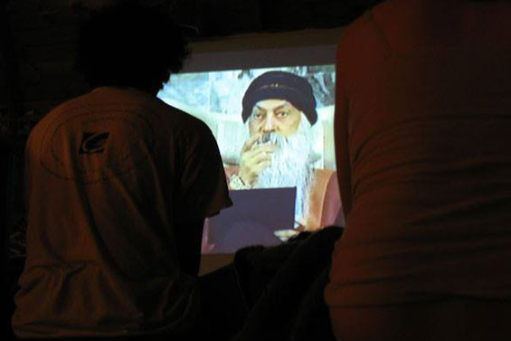 Osho Disourse on video