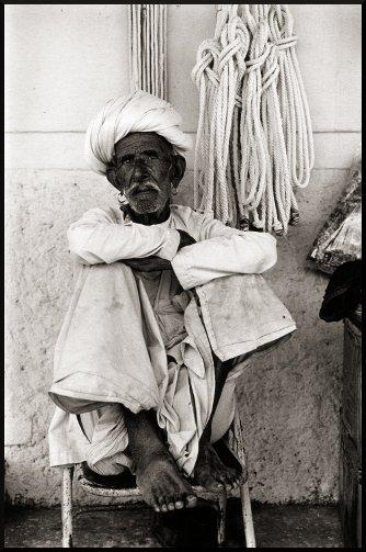 Rabari Man, Kutch
