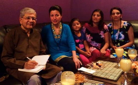 Vedant Book Signing