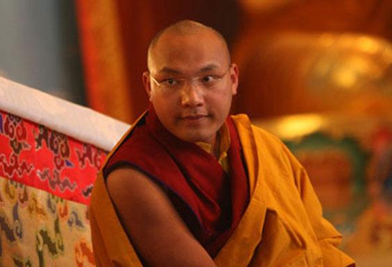 17th Karmapa, 2013