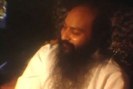 Osho in the 1972 Birthday video