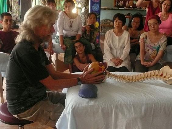 Anubuddha teaching