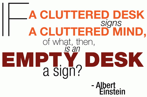 And why would we question Einstein?