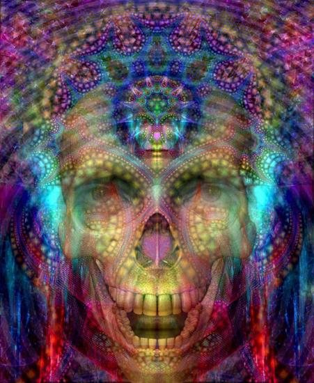 straight through me by visual alchemy