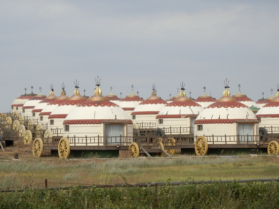 Tourist Yurts