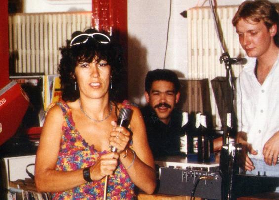 1986 Grada band Boozeria