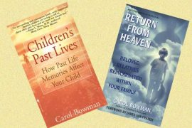 Carol Bowman's two books