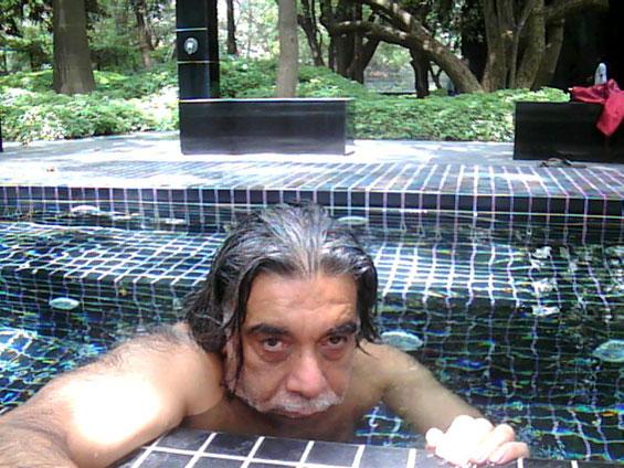 Arjun-in-swimming-pool