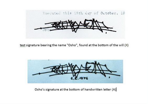 Both signatures