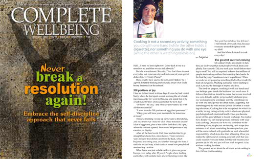 Complete Wellbeing cover
