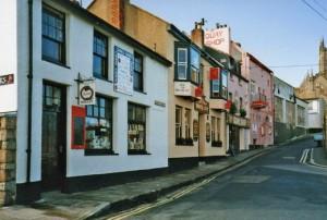 Quay Street, Penzance